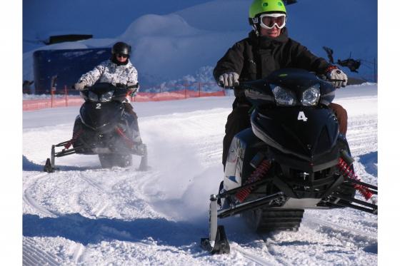 Snow Cross in Engelberg - Schneetöff selber fahren 7 [article_picture_small]