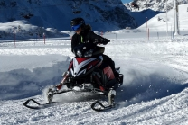 Snowmobile für 2 - Winter Action in Engelberg