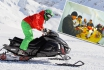 Winter Action in Engelberg-Snowmobile inkl. Fondueplausch 1