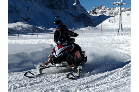Winter Action in Engelberg - Snowmobile inkl. Fondueplausch 1 [article_picture_small]
