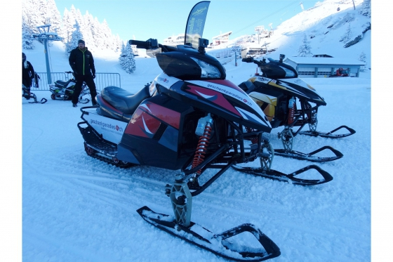 Winter Action in Engelberg - Snowmobile inkl. Fondueplausch 4 [article_picture_small]