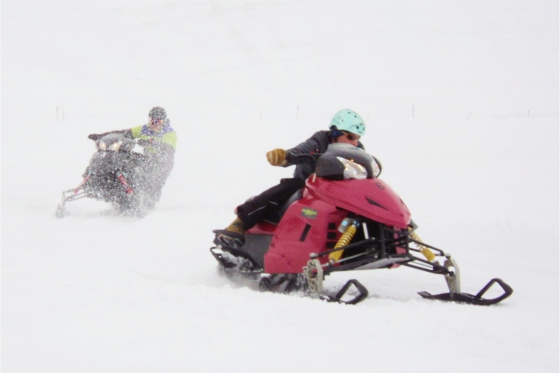 Winter Action in Engelberg - Snowmobile inkl. Fondueplausch 7 [article_picture_small]