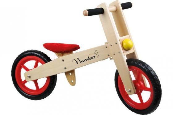 """Vélo """"Number 1"""" - en bois robuste"""