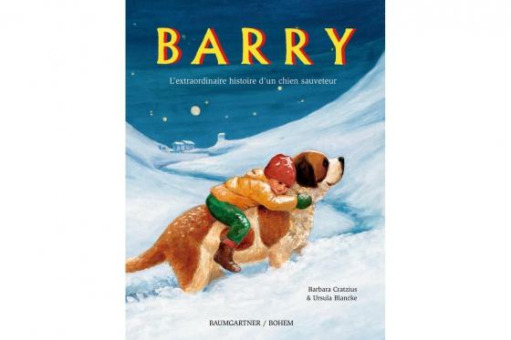 Barry - Livre pour enfants dès 3ans