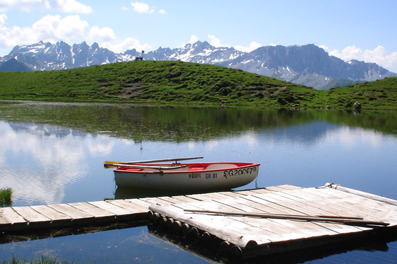 Berg-Romantik für 2 - inkl. übernachtung, Abendessen und entspannung im Whirlpool  [article_picture_small]