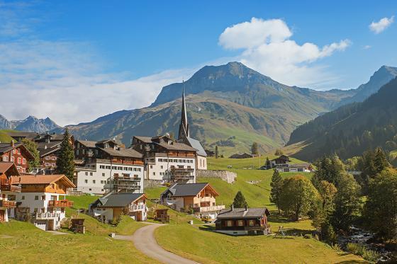 Berg-Romantik für 2 - im Bündnerland 10 [article_picture_small]