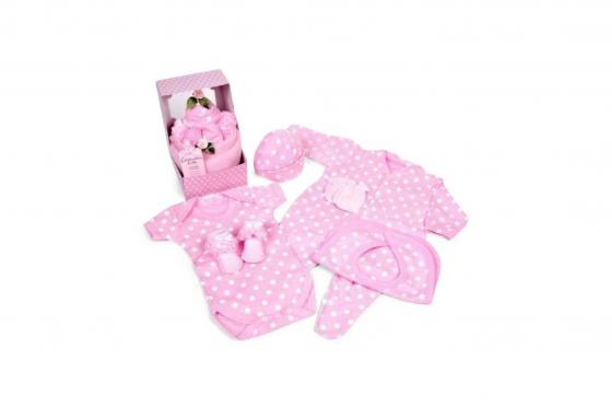 Celebration Cake - Pink - Für Babies von 0-3 Monate
