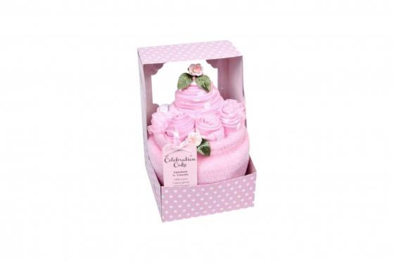 Celebration Cake - Pink - Für Babies von 0-3 Monate  1