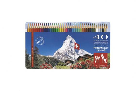 Farbstifte Prismalo - Mit 40 Stiften