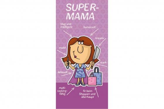 Super-Mama Schokolade - Für die Beste Mama