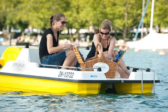 Gourmet-Picknickkorb für 2 - romantische Stunden am Zürichsee 2 [article_picture_small]