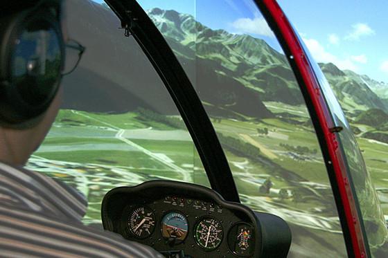 Simulateur hélicoptère R22 - Vol découverte de 2 heures  [article_picture_small]