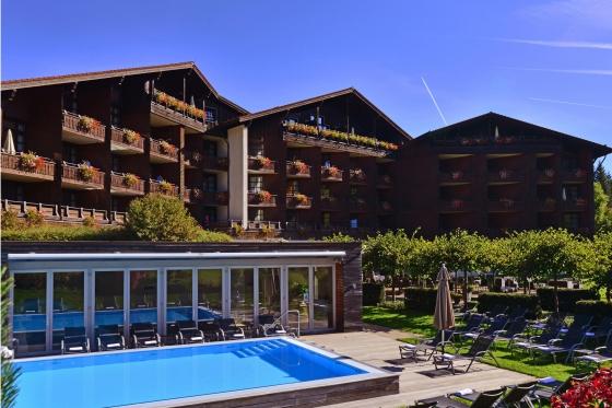 Wellnesshotel im Allgäu - 2 Übernachtungen inkl. Spa-Eintritt  [article_picture_small]