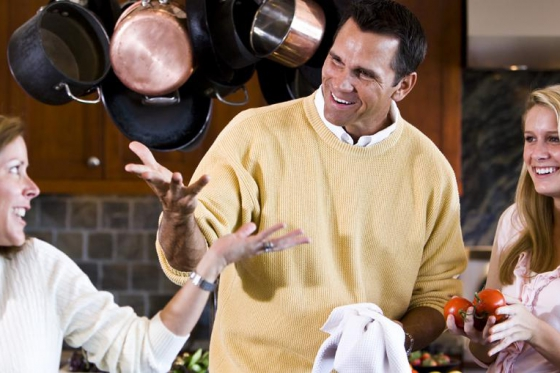 Kochkurs Italienisch - bei Ihnen zu Hause  [article_picture_small]