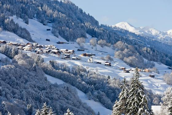 1 Nacht im Berggasthaus - inkl. Schneeschuhwanderung  [article_picture_small]