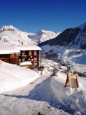1 Nacht im Berggasthaus - inkl. Schneeschuhwanderung 2 [article_picture_small]
