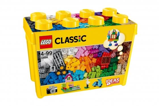 Boîte de briques créatives deluxe - LEGO®