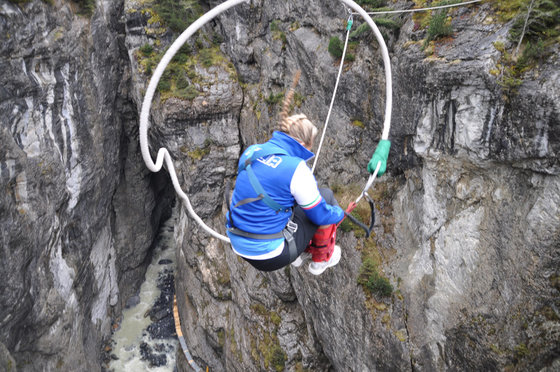 Grindelwald Bungee - Gletscher Jump Grindelwald 1 [article_picture_small]