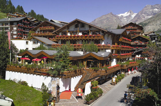 Alpiner Wellness Aufenthalt - Ferienart Resort & Spa Saas-Fee 4 [article_picture_small]
