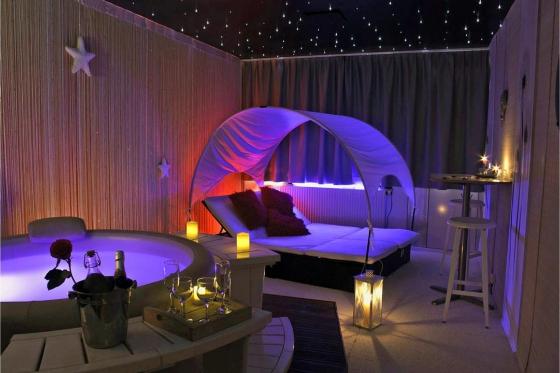 Spa privatif romantique - Avec massage pour 2 personnes - l'après-midi 1 [article_picture_small]
