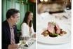 Romantisches Dinner-kulinarische Verführung für 2 3