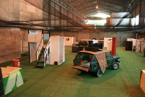 Paintball spielen, 1 Stunde - Paintball spielen in Basel-Land 2 [article_picture_small]