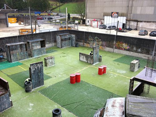 Paintball spielen, 1 Stunde - Paintball spielen in Basel-Land 3 [article_picture_small]
