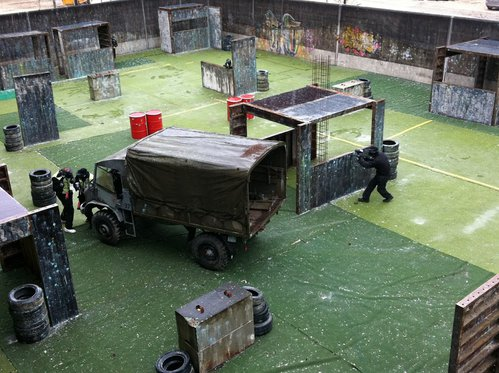 Paintball spielen, 1 Stunde - Paintball spielen in Basel-Land 5 [article_picture_small]