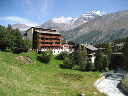 Semaine de repos à Saas-Fee - Une semaine en Valais pour deux  [article_picture_small]