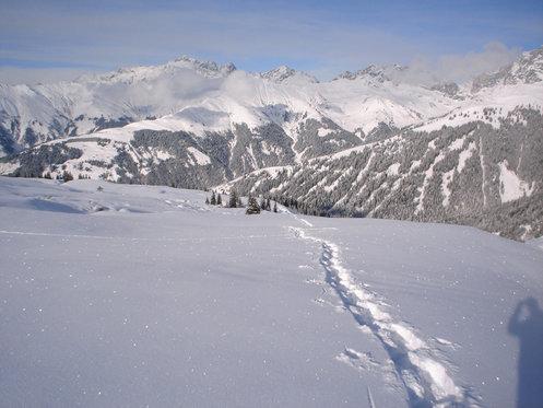 Schneeschuhwanderung für 2 - Schneeschuhtour Graubünden 2 [article_picture_small]