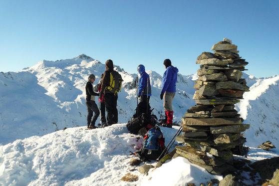 Schneeschuhwanderung für 2 - Schneeschuhtour Graubünden 4 [article_picture_small]