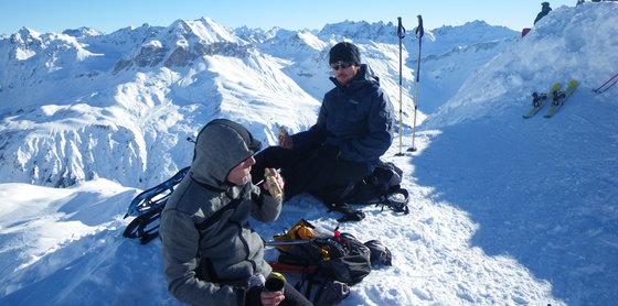 Schneeschuhwanderung für 2 - Schneeschuhtour Graubünden 6 [article_picture_small]