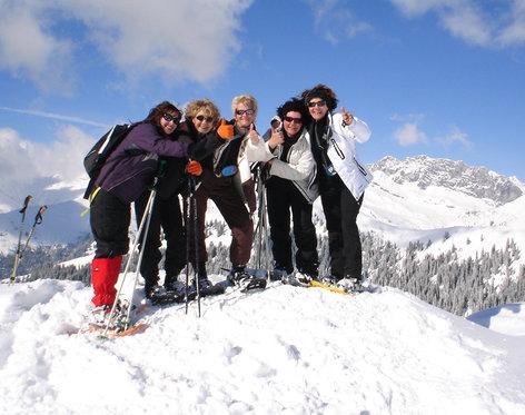 Schneeschuhwanderung für 2 - Schneeschuhtour Graubünden 7 [article_picture_small]