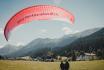 Gleitschirm Höhenflug-Tandemflug in Davos GR 8