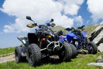 Quad Tour - Quad fahren auf der Alp