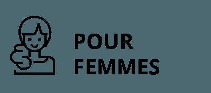 Pour femmes