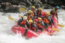 River Rafting - Lütschine