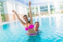 Romantik-Kurzurlaub im Wallis - Juniorsuite mit Whirlpool 4*-Hotel Salina Maris