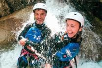 Canyoning - Saxetenschlucht