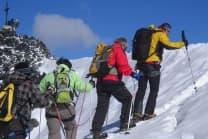 Allalinhorn Bergtour - mein erster 4000er