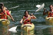 See Kajak Workshop - auf Schweizer Seen