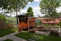 Wohnwagen-Übernachtung - Erholsamer Aufenthalt in Cergnat