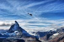 Helikopterflug -  Fliegen Sie über das Matterhorn | 1 Person