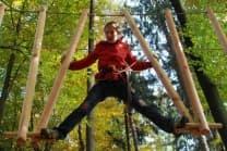 Seilpark Abenteuer Zürich - für die ganze Familie