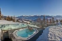Wellness Tag in den Alpen - inkl. Eintritt in Bäder, Peeling, Massage und Gesichtspflege