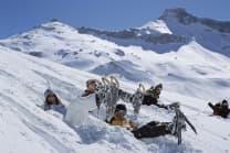 Schneeschuhtour Einsteiger - Winter Erlebnis in Adelboden