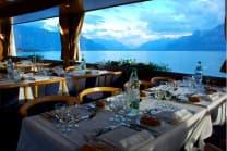 Fondue chinoise auf dem See - Gourmet-Kreuzfahrt auf dem Genfersee für 2 Personen
