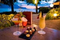 3-Gang-Menü und Snacks - Mahlzeit für 2 Personen im Cafe Bellagio in Montreux