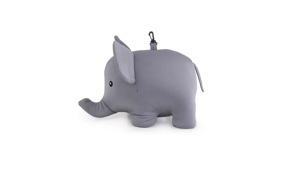 Nackenkissen Elefant.Zip Flip Nackenkissen Elefant Geschenkparadies Ch