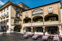 Nuitée à la Piazza Grande - Pour 2 personnes, à l'Hôtel dell' Angelo, Locarno